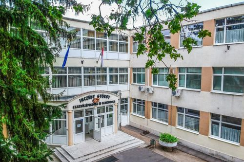 Borító kép a Nyíregyházi SZC Inczédy György Szakképzőiskola és Kollégium intézményről